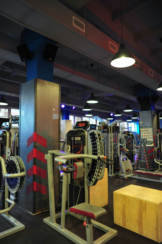 Фото № 43862 спортивные сооружения  Спортивный комплекс, фитнес клуб