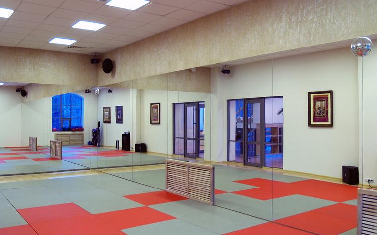 Спортивный комплекс, фитнес клуб. спортивные сооружения из проекта , фото №56728
