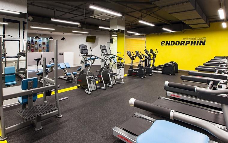 Спортивный комплекс, фитнес клуб. спортивные сооружения из проекта , фото №62415