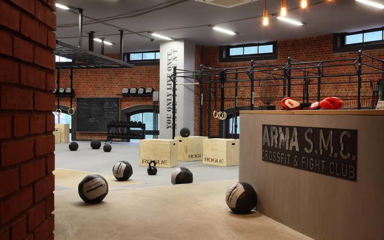 спортивные сооружения - фото № 72221