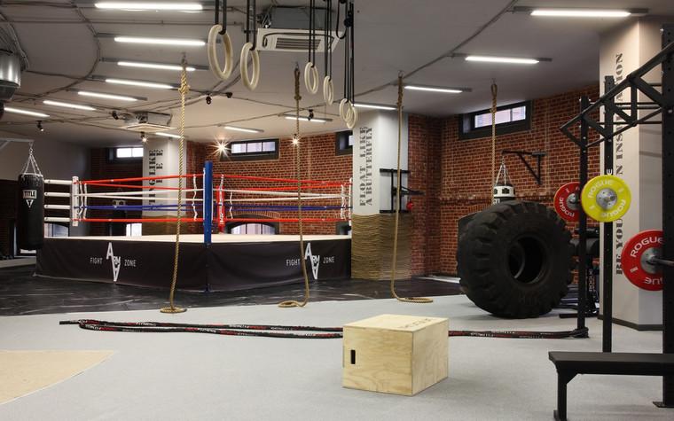 спортивные сооружения - фото № 72223