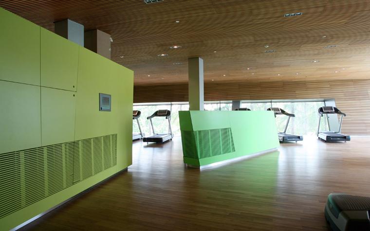спортивные сооружения - фото № 5337