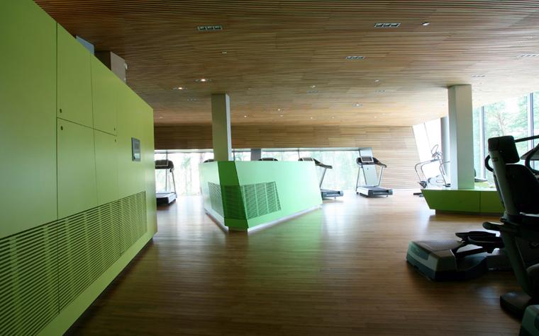 спортивные сооружения - фото № 5343