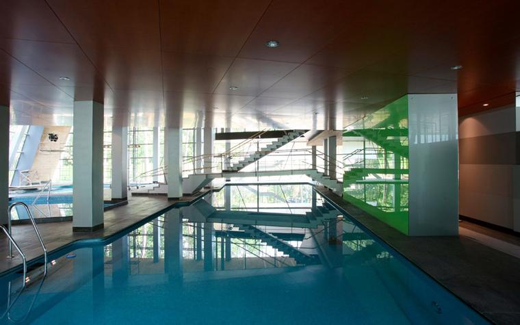 спортивные сооружения - фото № 5350