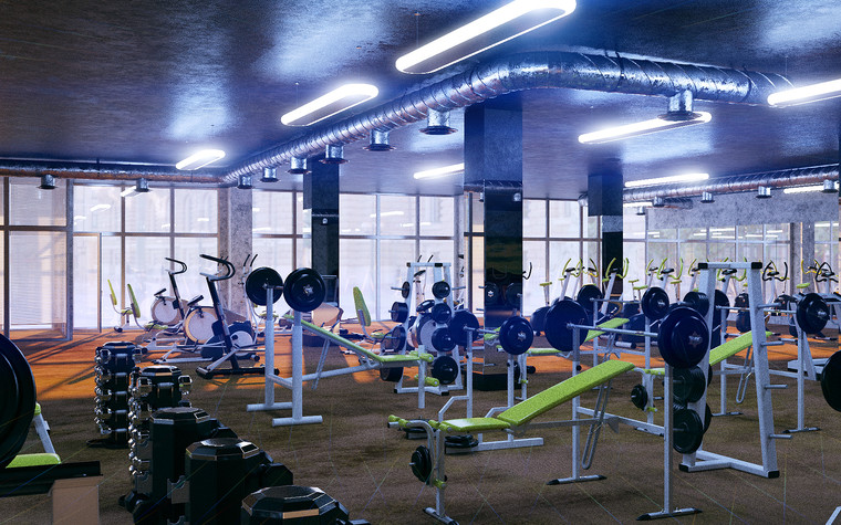 спортивные сооружения - фото № 82900