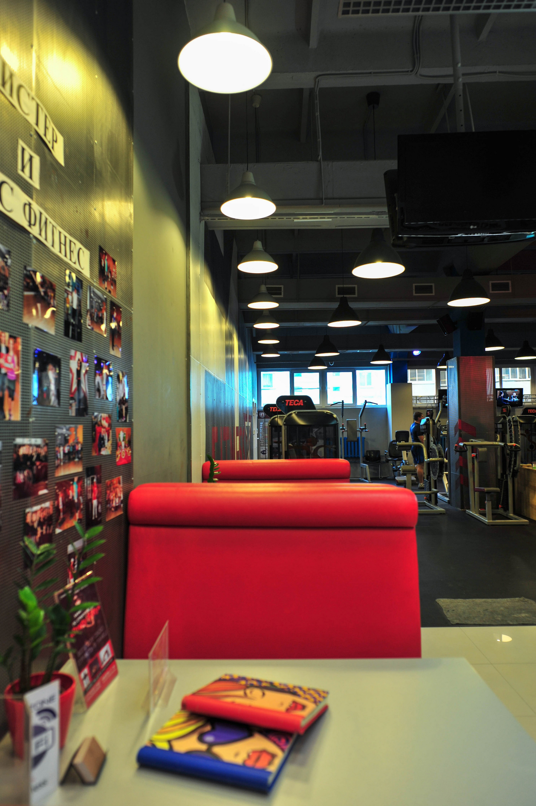 Спортивный комплекс, фитнес клуб «», спортивные сооружения, фото из проекта