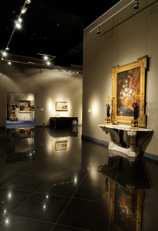 Выставочный зал. выставочные залы  из проекта , фото №39633