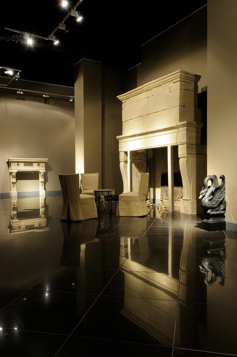 Выставочный зал. выставочные залы  из проекта , фото №39635