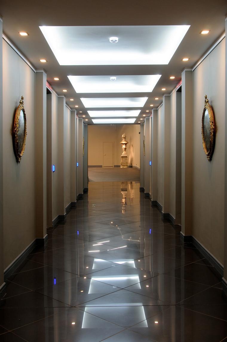 Выставочный зал. выставочные залы  из проекта , фото №39638