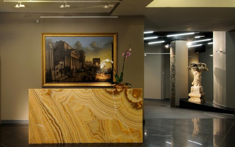 Выставочный зал. выставочные залы  из проекта , фото №39640