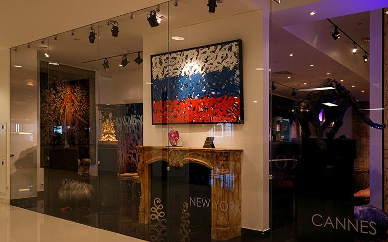 Фото № 60083 выставочные залы   Выставочный зал