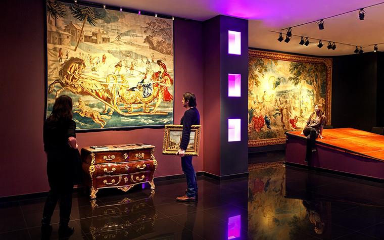 Фото № 60087 выставочные залы   Выставочный зал