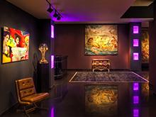 Выставочный зал «», выставочные залы  . Фото № 19393, автор Apex Design