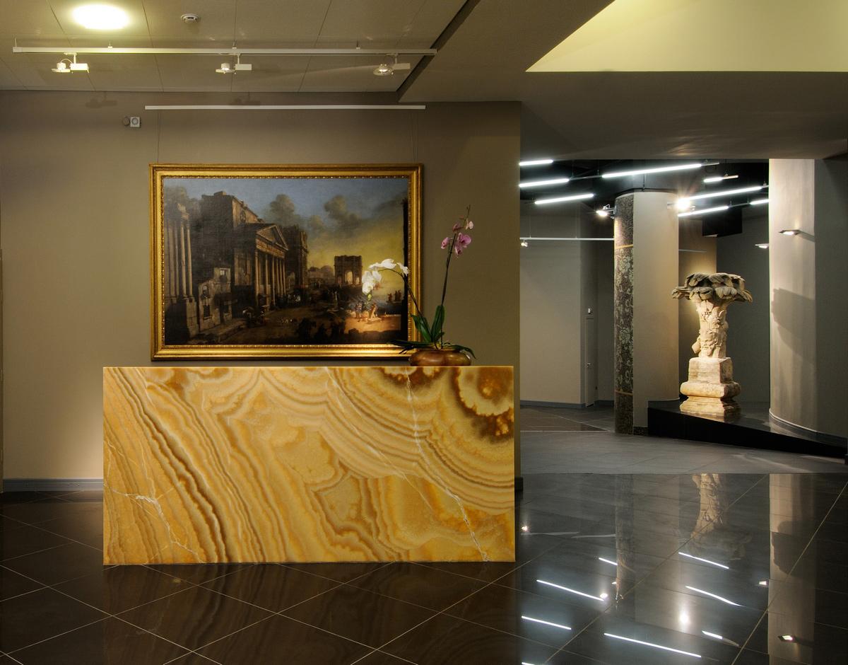 Фото выставочные залы  Выставочный зал