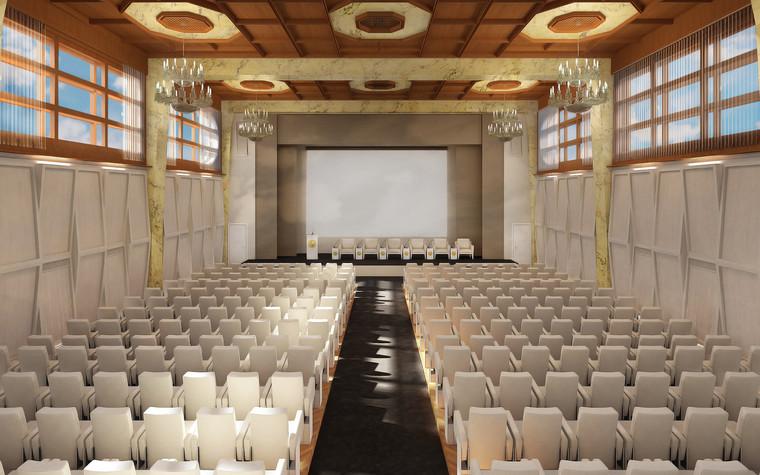 театры, концертные залы - фото № 81466