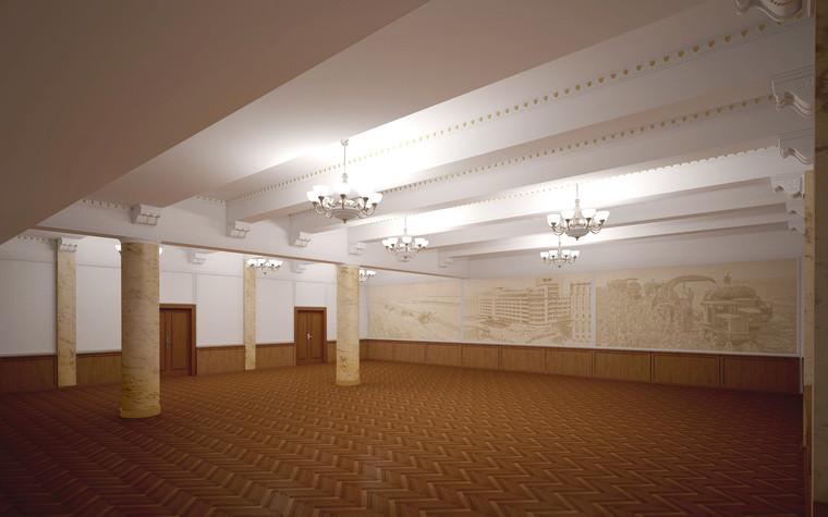 театры, концертные залы - фото № 81468