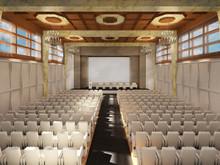 театры, концертные залы