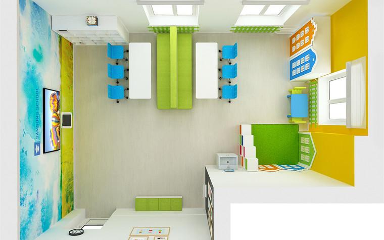Учебные заведения. учебные заведения  из проекта Интерьер учебных комнат в детской больнице, фото №77554