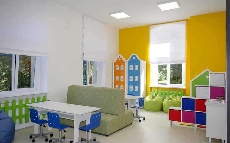 Учебные заведения. учебные заведения  из проекта Интерьер учебных комнат в детской больнице, фото №77549