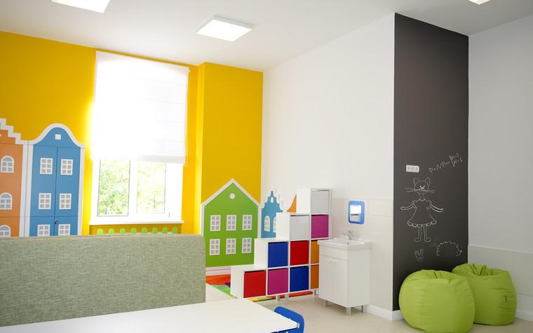 Учебные заведения. учебные заведения  из проекта Интерьер учебных комнат в детской больнице, фото №77551