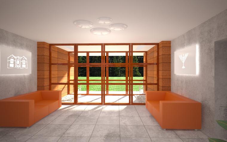 Учебные заведения. учебные заведения  из проекта Проект реконструкции корпусов студенческого общежития, фото №92231