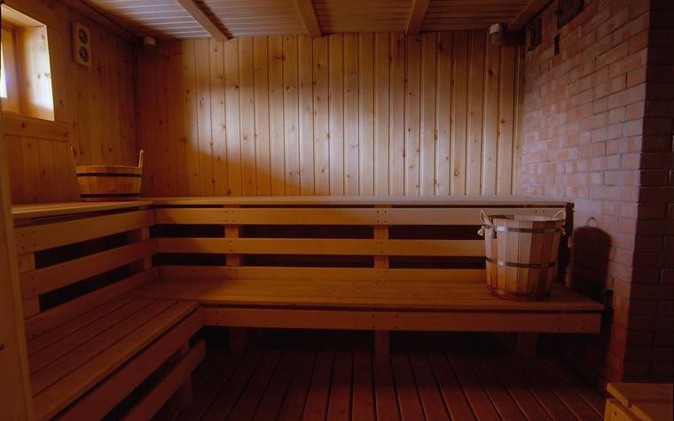 Баня, сауна, бассейн. баня сауна из проекта , фото №11218