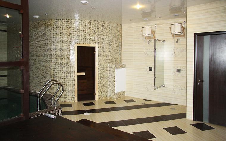 интерьер бани - фото № 13225