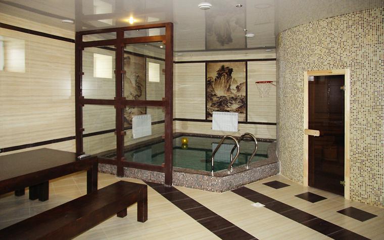 интерьер бани - фото № 13226