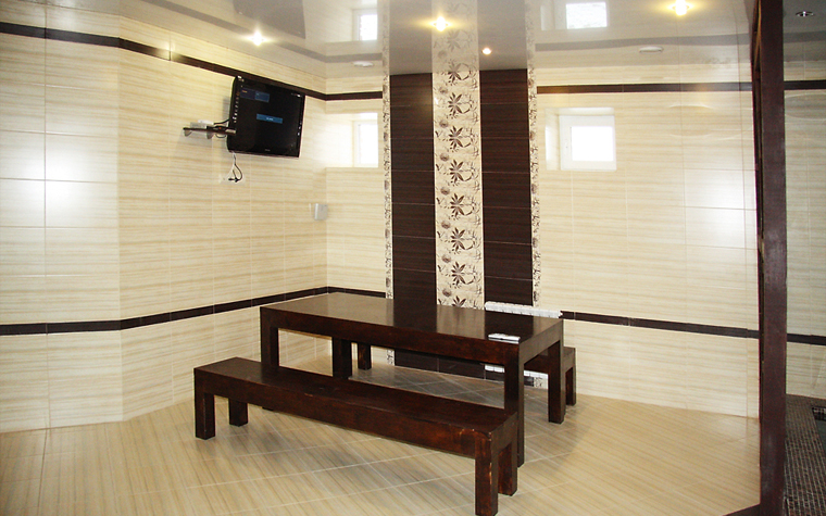интерьер бани - фото № 13227