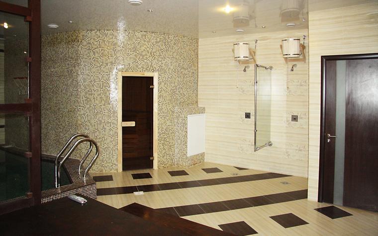 интерьер бани - фото № 13229