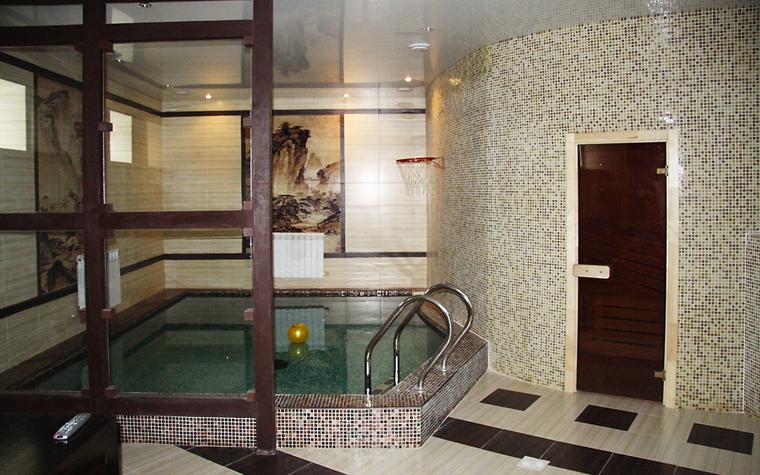 интерьер бани - фото № 13231