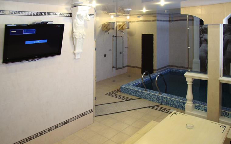 интерьер бани - фото № 13207
