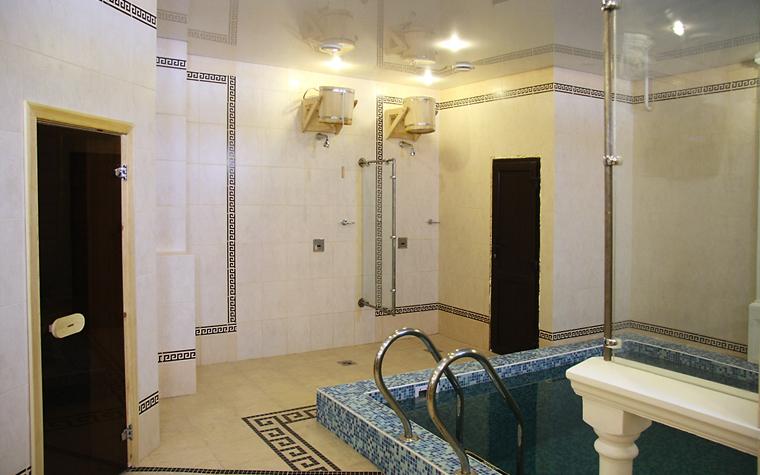 интерьер бани - фото № 13209