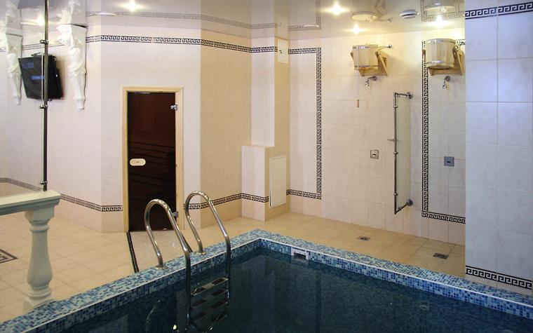 интерьер бани - фото № 13213