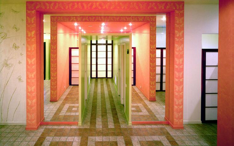 интерьер холла - фото № 535