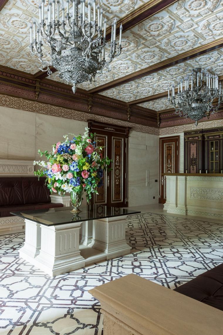 интерьер холла - фото № 59111