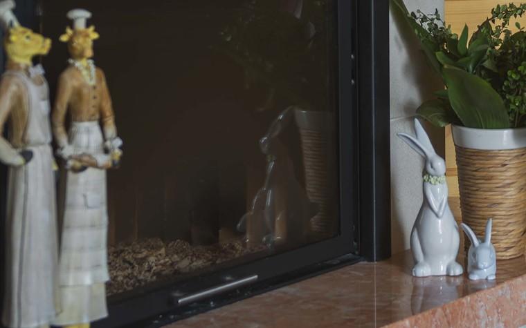 Баня, сауна, бассейн. гостиная из проекта Баня из клеёного бруса в дачном поселке Гавриково, МО., фото №75131