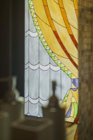 Баня, сауна, бассейн. санузел из проекта Баня из клеёного бруса в дачном поселке Гавриково, МО., фото №75145