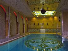 Фото бассейн Баня, сауна, бассейн