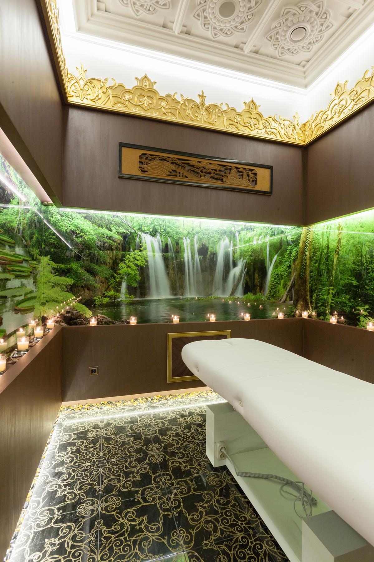 Баня, сауна, бассейн «», комната отдыха, фото из проекта