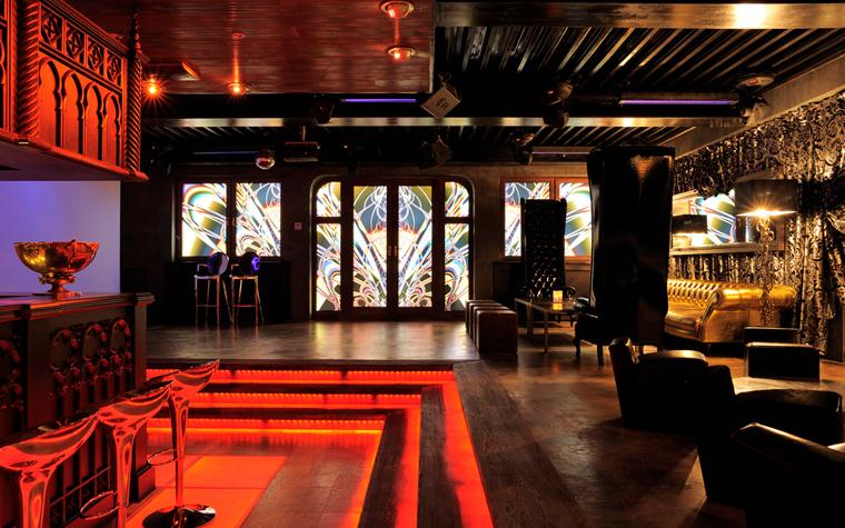 Развлекательный центр, ночной клуб. развлекательный центр, ночной клуб из проекта , фото №17080