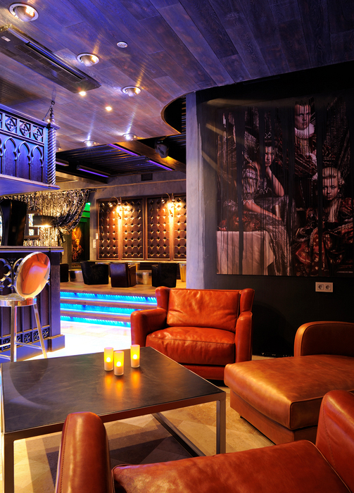 Развлекательный центр, ночной клуб. развлекательный центр, ночной клуб из проекта , фото №17082