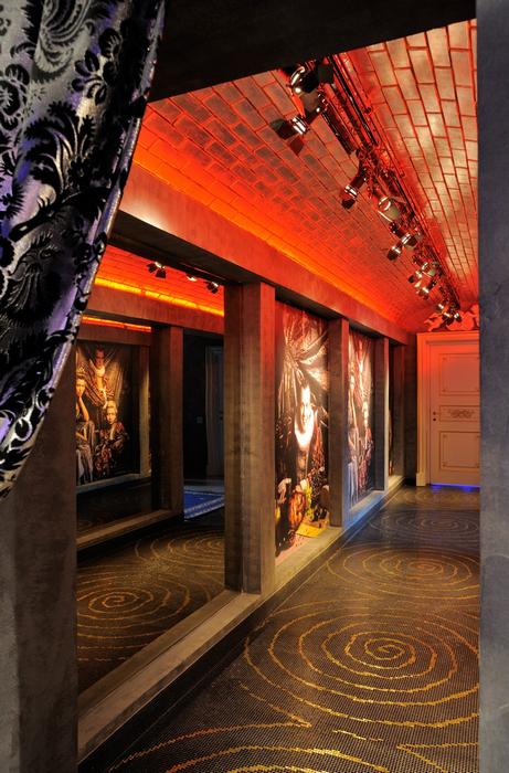 Развлекательный центр, ночной клуб. развлекательный центр, ночной клуб из проекта , фото №17085