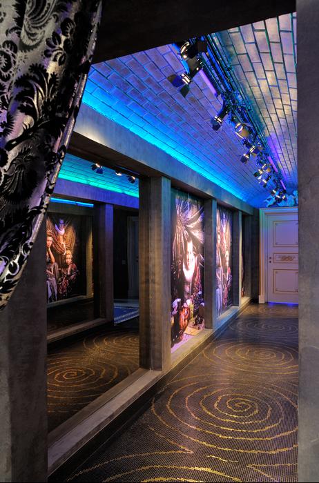 Развлекательный центр, ночной клуб. развлекательный центр, ночной клуб из проекта , фото №17086