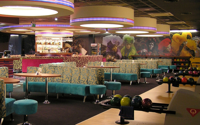 развлекательный центр, ночной клуб - фото № 49177