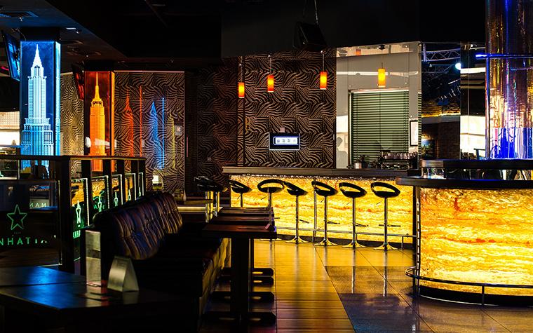 Развлекательный центр, ночной клуб. развлекательный центр, ночной клуб из проекта , фото №49975