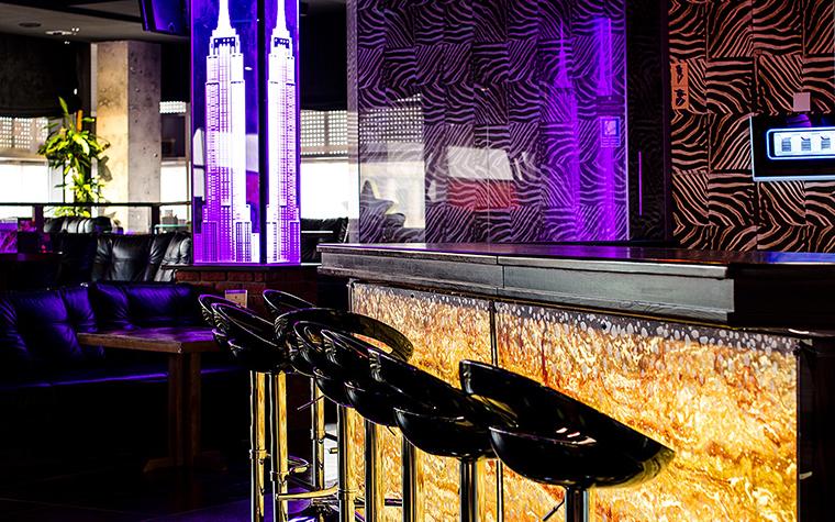 Развлекательный центр, ночной клуб. развлекательный центр, ночной клуб из проекта , фото №49987