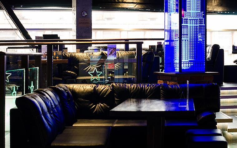 Развлекательный центр, ночной клуб. развлекательный центр, ночной клуб из проекта , фото №49989