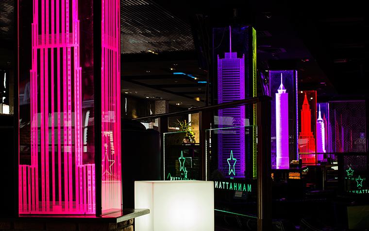 Развлекательный центр, ночной клуб. развлекательный центр, ночной клуб из проекта , фото №49993