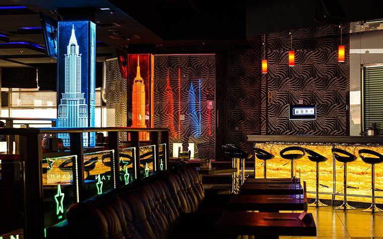 Развлекательный центр, ночной клуб. развлекательный центр, ночной клуб из проекта , фото №49976